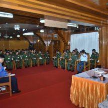 လုပ်ငန်းတာဝန်ထမ်းဆောင်မှုများသည် ဥပဒေအရသာဖြစ်ရန်လို၊ ဥပဒေနှင့်အညီသာ လုပ်ဆောင်