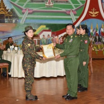 Promotion of sport sector means improving national defence power in terms of morality
