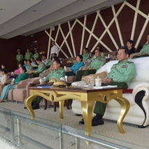 Nay Pyi Taw Command team claims Champion in 56th Commander-in-Chief of Defence Services' Trophy Tatmadaw (Army, Navy and Air) Football Tournament