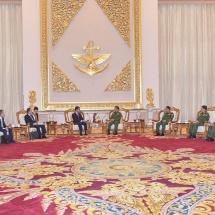 Regional development work, job creations, economic development help in Rakhine State are more beneficial to local people