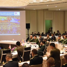 ASEAN member states must further deepen cooperation among them to build trust in reducing possible tensions occurred due to various reasons