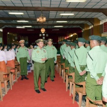 Always make necessary preparations to serve national defence duty