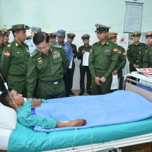 Discipline is a sort of regulations and prohibitions, and the orders and rules issued by the Tatmadaw must be observed; awareness required in using social media