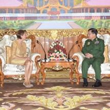 ကုလသမဂ္ဂ၏ ရပ်တည်ချက်များအပေါ် မြန်မာနိုင်ငံအပါအဝင် နိုင်ငံငယ်များက ယုံကြည်မှုရှိရန် လိုအပ်နေ၊အပြုသဘောဆောင်သည့် ကူညီဆောင်ရွက်မှုများဖြစ်စေလို