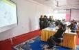 Senior General Min Aung Hlaing inspects construction of Myanma Thagaung War Veterans Housing (Laydaunkkan)