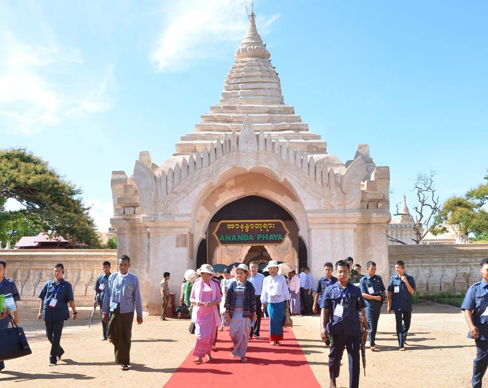 Thai delegation led by Commander-in-Chief of Royal Thai