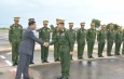 Myanmar Tatmadaw delegation led by Senior General Min Aung Hlaing pays goodwill visit to Laos