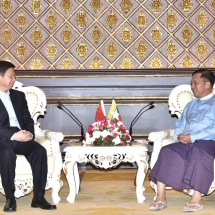 As Myanmar emphasizes restoring of eternal peace and development tasks, it needs to improve relations between two countries as well as between two peoples