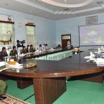 သွင်းကုန်အစားထိုးနိုင်ရန်နှင့် ပြည်တွင်းလိုအပ်ချက်များကို ဖြည့်ဆည်းပေးရန်ဟူသော မူလ ရည်မှန်းချက်အတိုင်း ဆောင်ရွက်နိုင်ရန်အရေးကြီး၊ ပြည်တွင်းဖြစ်ကို အားပေးရန်၊ နိုင်ငံသားများ၏ ပြည်တွင်းရင်းနှီးမြှုပ်နှံမှုများကိုလည်းအားပေးရန်နှင့် ပူးပေါင်းဆောင်ရွက်ကြရန်လို