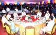 Senior General Min Aung Hlaing attends graduation dinner of 60th intake of DSA