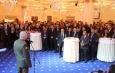 တပ္မေတာ္ကာကြယ္ေရးဦးစီးခ်ဳပ္ ဗုိလ္ခ်ဳပ္မွဴးႀကီး မင္းေအာင္လႈိင္ Zvezda ႐ုပ္သံဌာနႏွင့္ Russia Today သတင္းဌာန၏ေမးျမန္းမႈမ်ားေျဖၾကား၊ ႐ုရွားဖက္ဒေရးရွင္းႏုိင္ငံ၊ ကာကြယ္ေရး၀န္ႀကီးဌာန၊ ဒုတိယ၀န္ႀကီးက တည္ခင္းဧည့္ခံသည့္ညစာစားပြဲ အခမ္းအနားသုိ႔တက္ေရာက္