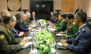Senior General Min Aung Hlaing attends opening ceremony of 8th Moscow Conference on International Security; meets Minister of Defence of Russian Federation