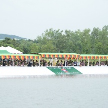 Tatmadaw releases more than 7.8 million fish of different species for the first time in 2019