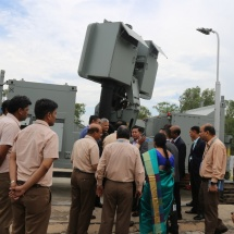Senior General Min Aung Hlaing visits Bharat Electronics Limited (BEL) in Ghaziabad, holds talks with Indian External Affairs Minister