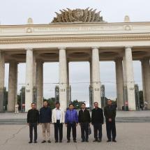 တပ္မေတာ္ကာကြယ္ေရးဦးစီးခ်ဳပ္ ဗုိလ္ခ်ဳပ္မွဴးႀကီး မင္းေအာင္လႈိင္ ရုရွား-ျမန္မာခ်စ္ၾကည္ေရးအသင္းဥကၠ႒ႏွင့္ ေတြ႔ဆံု၊ Gorky Park ႏွင့္ Cathedral of Christ the Saviour ေအာ္သုိေဒါက္ခရစ္ယာန္ ဘုရားရွိခုိးေက်ာင္းသို႔သြားေရာက္ေလ့လာ(႐ုပ္သံသတင္း)