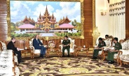 Senior General Min Aung Hlaing receives Ambassador of Czech Republic to Myanmar