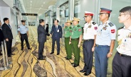 Myanmar Tatmadaw goodwill delegation led by Senior General Min Aung Hlaing arrives back from Japan