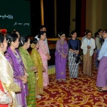 မြန်မာ့ဂီတသုခုမအနုပညာကို ထိန်းသိမ်းစောင့်ရှောက်သောအားဖြင့် နိုင်ငံကျော် မြန်မာသံစဉ်ဂီတ အနုပညာရှင်များ၏ ဖျော်ဖြေပွဲပြုလုပ်