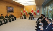Senior General Min Aung Hlaing meets Japanese Prime Minister H.E. Mr. Shinzo ABE, Foreign Affairs Minister Mr. Toshimitsu MOTEGI