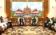 Senior General Min Aung Hlaing receives Ambassador of the Republic of Korea to Myanmar