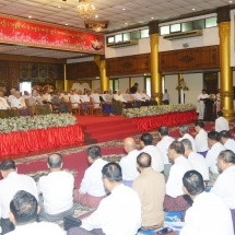 5threspect paying ceremony to former teachers of Defence Services Academy held