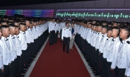 GRADUATION DINNER OF 61ST INTAKE OF DEFENCE SERVICES ACADEMY HELD