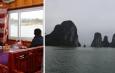 တပ္မေတာ္ကာကြယ္ေရးဦးစီးခ်ဳပ္ ဗိုလ္ခ်ဳပ္မွဴးႀကီး မင္းေအာင္လိႈင္ ဦးေဆာင္ေသာ ျမန္မာ့တပ္မေတာ္ကိုယ္စားလွယ္အဖြဲ႔ ဗီယက္နမ္ျပည္သူ႔သမၼတႏိုင္ငံ Quang Ninh ျပည္နယ္ရွိ Ha Long Bay အတြင္း လွည့္လည္ၾကည့္ရႈေလ့လာ(႐ုပ္သံသတင္း)