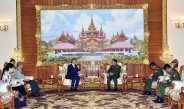Senior General Min Aung Hlaing receives Ambassador of PRC to Myanmar