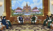Senior General Min Aung Hlaing receives Ambassador of Vietnam to Myanmar