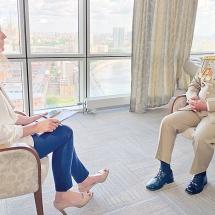 တပ်မတော် ကာကွယ်ရေး ဦးစီးချုပ် ဗိုလ်ချုပ်မှူးကြီး မင်းအောင်လှိုင် Russia Today TV သတင်း ဌာနအား လက်ခံတွေ့ဆုံ၍ မေးမြန်းမှုများအား ဖြေကြား