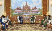 Senior General Min Aung Hlaing receives Ambassador of the People's Republic of China to Myanmar