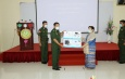 Medical supplies for COVID-19 prevention, control and treatment, nutritious foods donated to Central Women's Hospital in Yangon