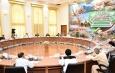 တပ်မတော်ကာကွယ်ရေးဦးစီးချုပ် ဗိုလ်ချုပ်မှူးကြီး မင်းအောင်လှိုင်အား နိုင်ငံရေးပါတီ ၃၄ ပါတီမှ ပါတီဥက္ကဋ္ဌများ၊ ဒုတိယဥက္ကဋ္ဌများနှင့် အတွင်းရေးမှုးများ လာရောက်မိတ်ဆက်တွေ့ဆုံ(ရုပ်သံသတင်း)