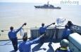 နိုင်ငံတော်ကာကွယ်ရေးစွမ်းပကားမြှင့်တင်ရေးအတွက် တပ်မတော်(ရေ)မှ တိုက်ခိုက်ရေး ရေငုပ်သင်္ဘောစစ်ရေယာဉ်- မင်းရဲသိင်္ခသူပါဝင်သည့် စစ်ရေယာဉ်ပင်လယ်ပြင် လက်တွေ့လေ့ကျင့်ခန်း (Fleet Exercise-2020) လေ့ကျင့်ဆောင်ရွက်(ရုပ်သံသတင်း)
