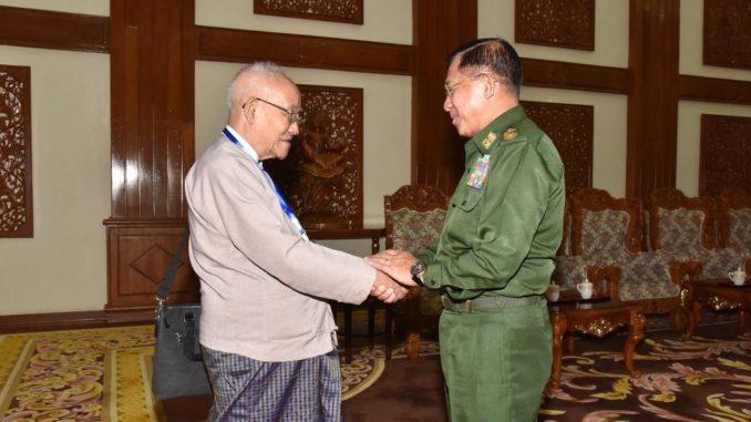 ဝမ်းနည်းကြေကွဲခြင်း မြန်မာနိုင်ငံသတင်းစာဆရာအသင်း၊ မြန်မာနိုင်ငံစာရေးဆရာအသင်း ကန်တော့ခံသက်ကြီးပညာရှင် မြန်မာနိုင်ငံသတင်းမီဒီယာကောင်စီဥက္ကဋ္ဌ အာဆီယံသတင်းမီဒီယာကောင်စီကွန်ရက် ဒုတိယဥက္ကဋ္ဌ ဓမ္မဝီရဂျာနယ် အယ်ဒီတာချုပ် ဦးအုန်းကြိုင်(ဟံသာ၀တီ ဦးအုန်းကြိုင်)