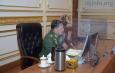 နိုင်ငံခြားရေးမူဝါဒကော်မတီ၏ (၁/၂၀၂၁)ကြိမ်မြောက် အစည်းအဝေးကျင်းပ နိုင်ငံခြား ရေးရာမူဝါဒကော်မတီဥက္ကဋ္ဌ၊ နိုင်ငံတော်စီမံအုပ်ချုပ်ရေးကောင်စီဥက္ကဋ္ဌ ဗိုလ်ချုပ်မှူးကြီး မင်းအောင်လှိုင် တက်ရောက်အမှာစကားပြောကြား