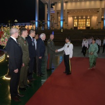 Dinner and reception hosted to mark 76th Anniversary Armed Forces Day