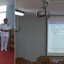 နိုင်ငံတော်စီမံအုပ်ချုပ်ရေးကောင်စီဥက္ကဋ္ဌ တပ်မတော်ကာကွယ်ရေးဦးစီးချုပ် ဗိုလ်ချုပ်မှူးကြီး မင်းအောင်လှိုင် မြန်မာ့မီးရထား လူစီးတွဲနှင့် ကုန်တွဲစက်ရုံ၊ မြစ်ငယ်သို့သွားရောက်ကြည့်ရှုစစ်ဆေး