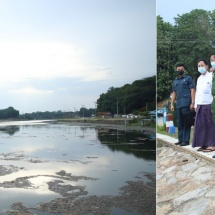 As Nay Pyi Taw Union Territory is State capital and government seat, it must be ideal in terms of cleanliness and tidiness