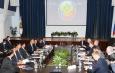 နိုင်ငံတော်စီမံအုပ်ချုပ်ရေးကောင်စီဥက္ကဋ္ဌ၊ တပ်မတော်ကာကွယ်ရေးဦးစီးချုပ် ဗိုလ်ချုပ်မှူးကြီး မင်းအောင်လှိုင် ဦးဆောင်သည့် ကိုယ်စားလှယ်အဖွဲ့ ရုရှားဖက်ဒရေးရှင်းနိုင်ငံ Rosoboronexport ကုမ္ပဏီနှင့် OSTANKINO Tower သို့ သွားရောက်လေ့လာ